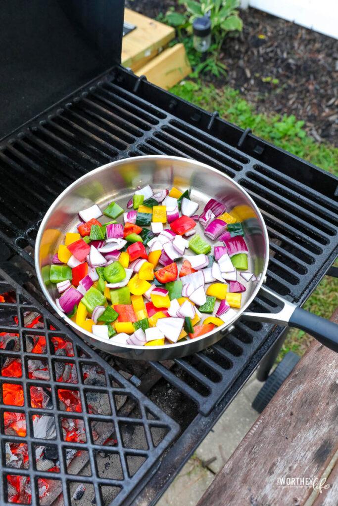 Grilling Veggies tips
