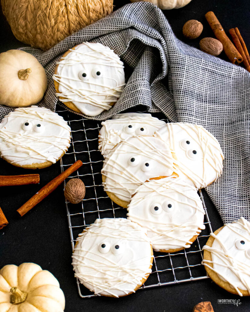 best Halloween cookies to make
