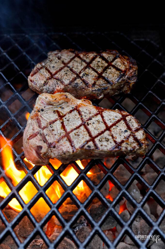the best grilled steak