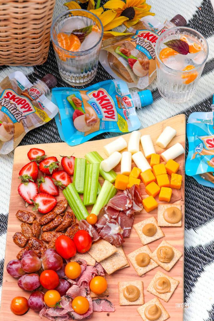 easy summer snack ideas