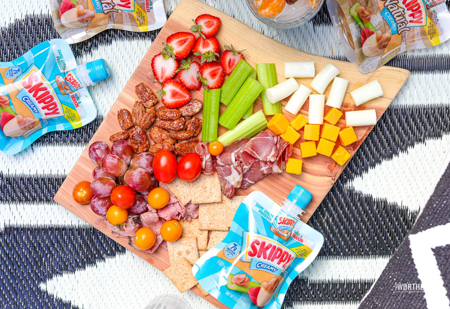 the best snack grazing boards