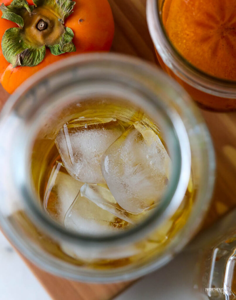 the best persimmon cocktails