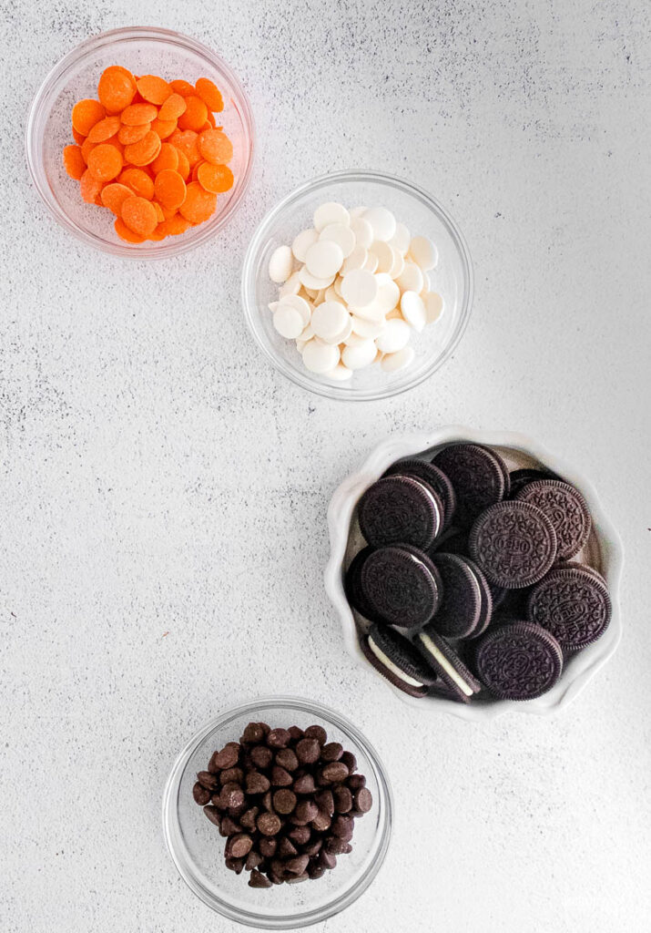 chocolate covered oreos ingredients