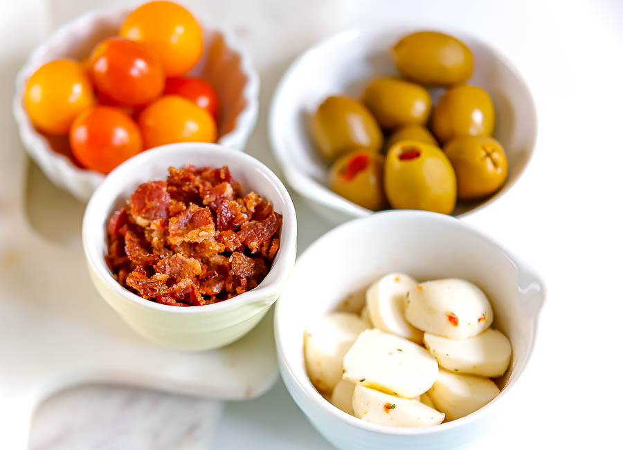 easy appetizer ingredients