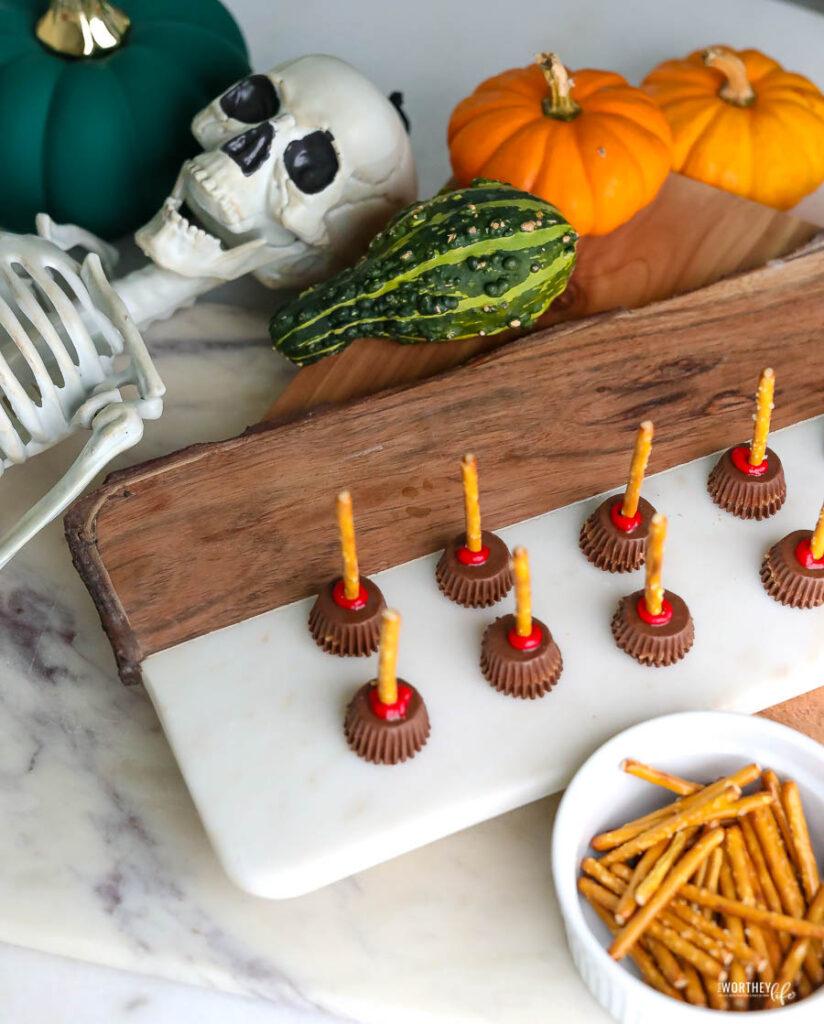 kid-friendly Halloween treats