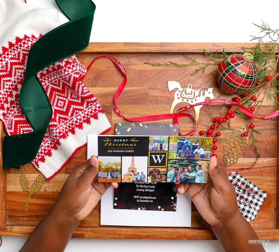Here are my reasons why you should send holiday cards this year