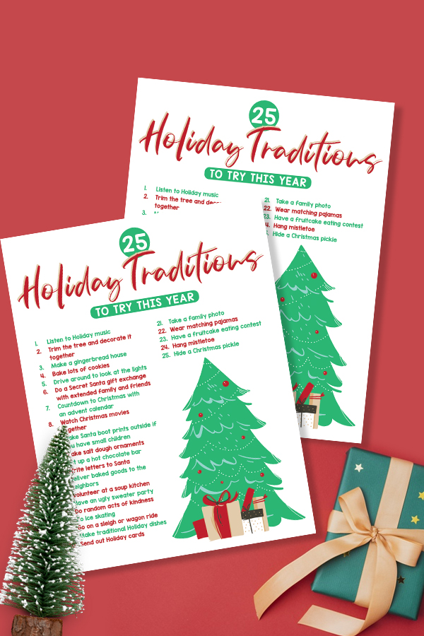 holiday traditions to try this year