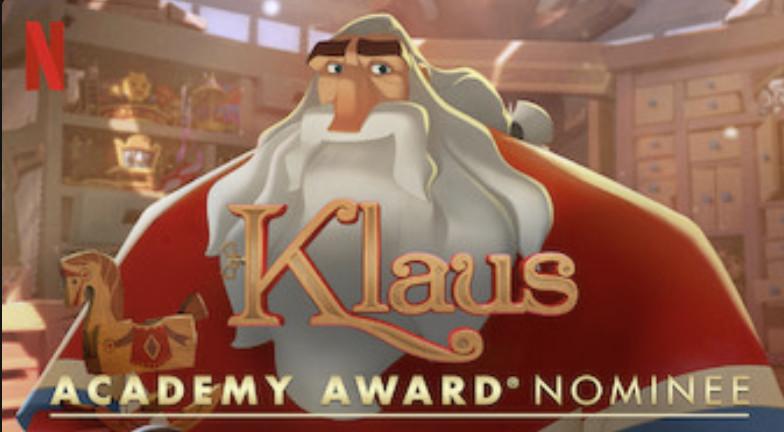 Klaus on Netflix