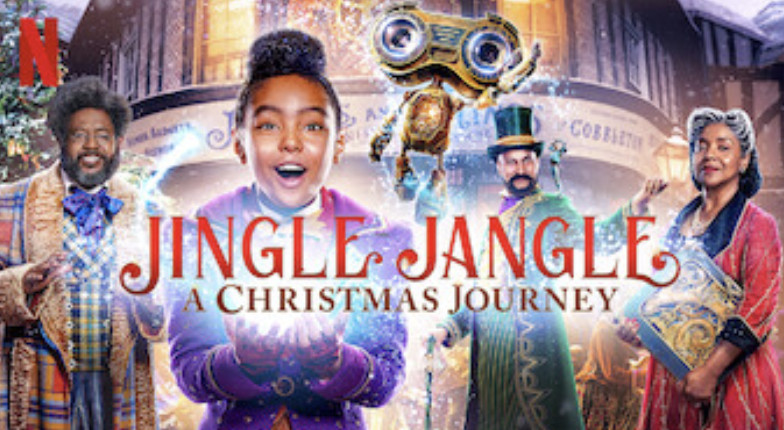 Jingle Jangle: A Christmas Journey on Netflix