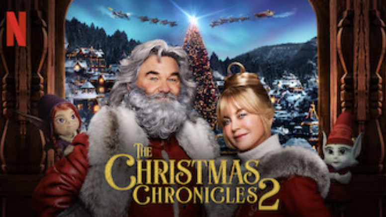 Christmas Chronicles 2 on Netflix
