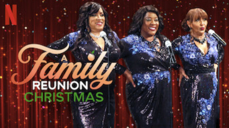 A Family Reunion Christmas on Netflix