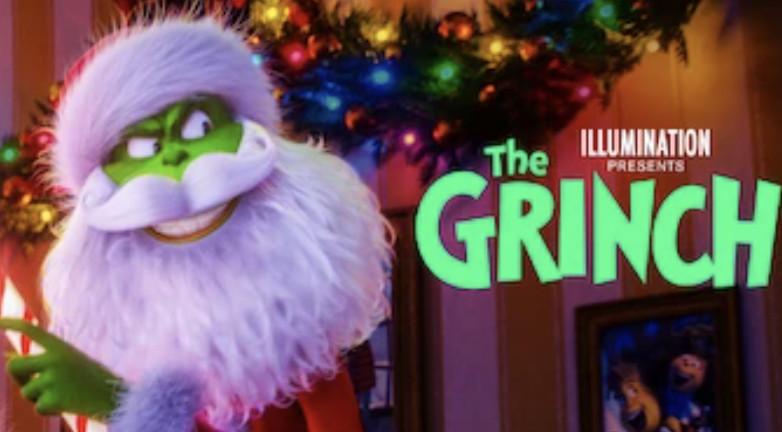 The Grinch on Netflix