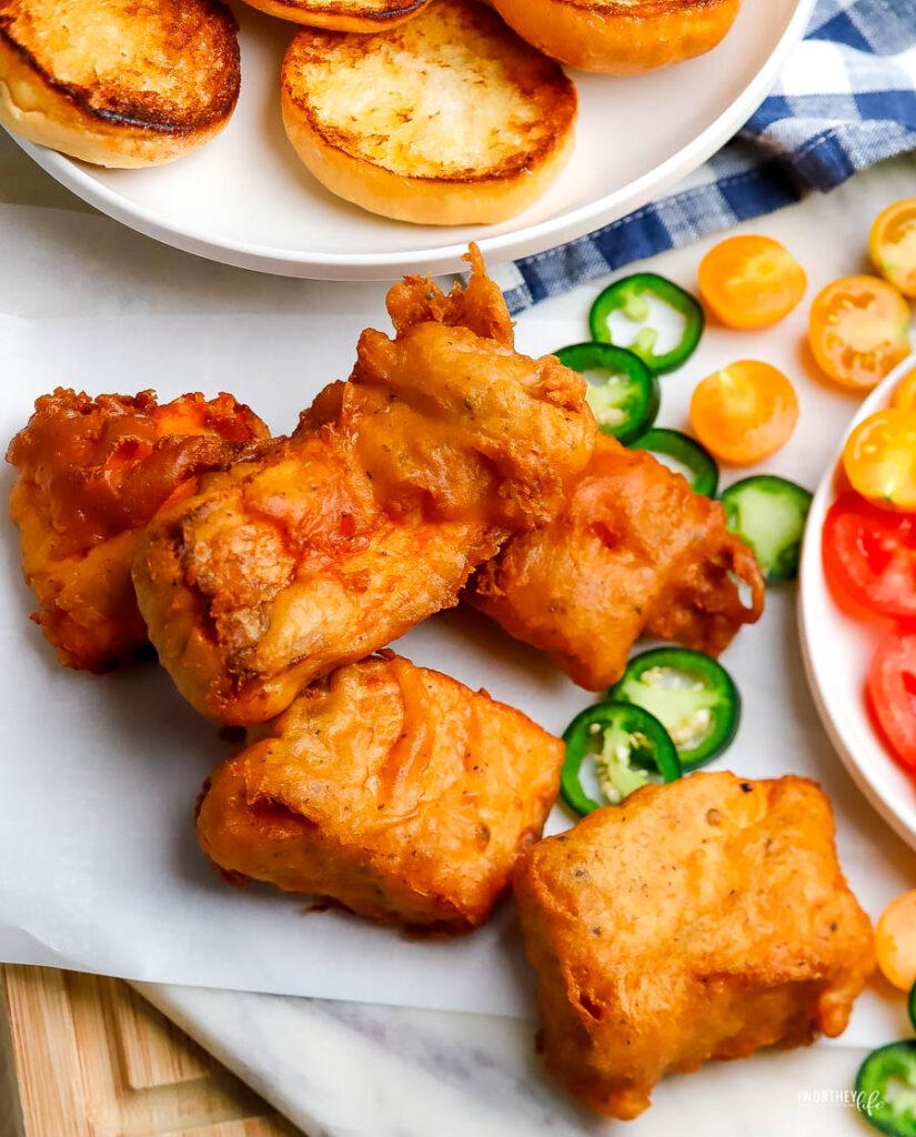 the best deep fried foods