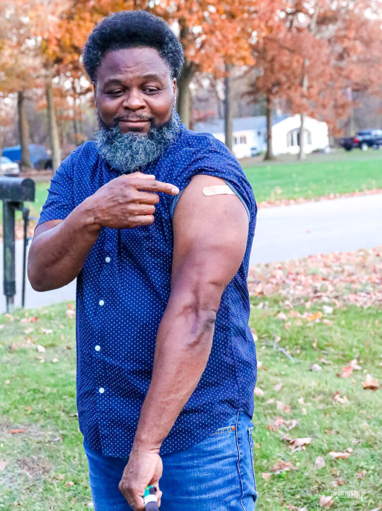 getting your flu shot this year