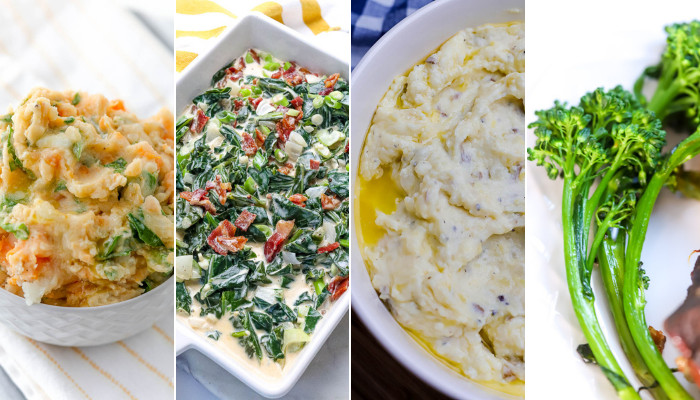 50+ of the Best Thanksgiving Side Dishes