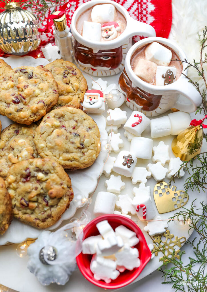 how to make cookies for Santa