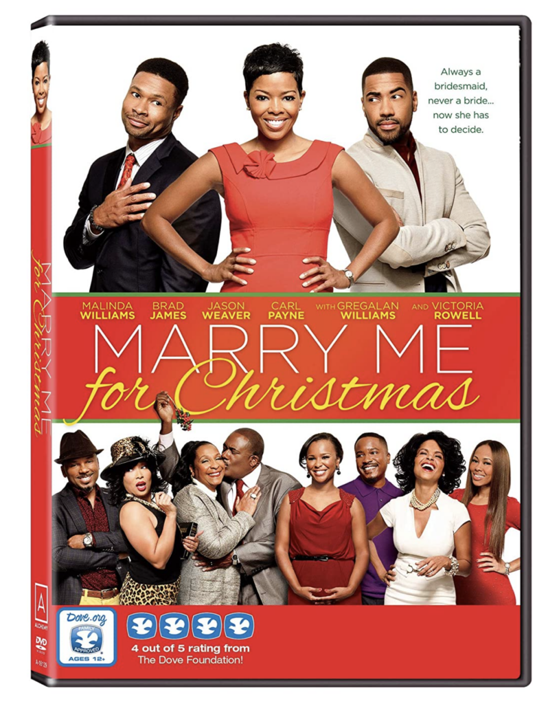 Lighthearted and Fun Christmas Movies Featuring Black Performers