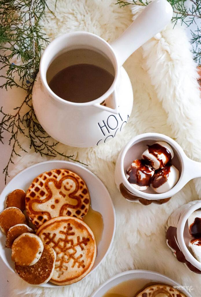 Can I make hot chocolate ahead?Can I make hot chocolate ahead?