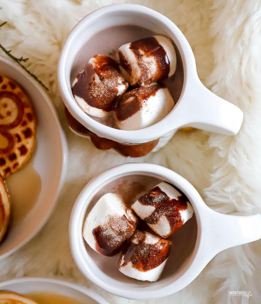 Is hot chocolate keto?