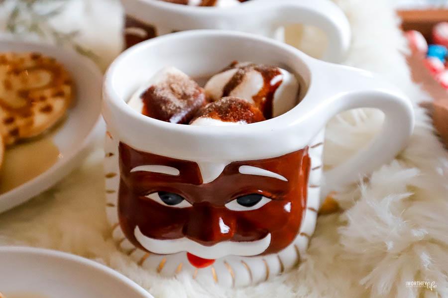 Gingerbread Hot Cocoa Recipe