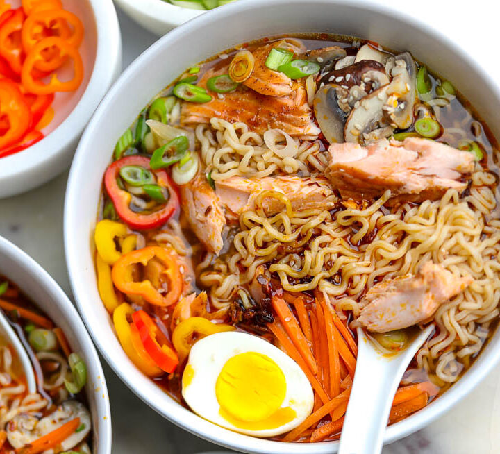 how to reheat ramen noodles
