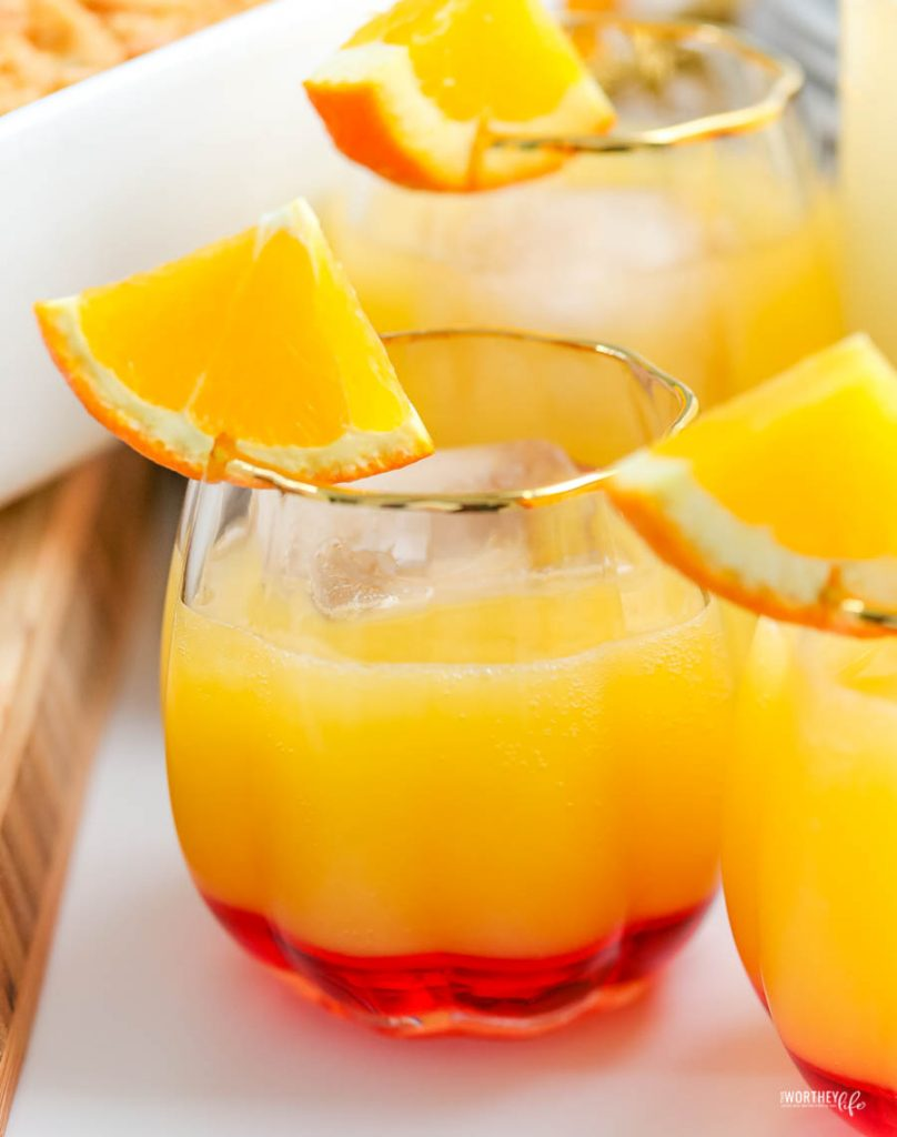easy nonalcoholic drinks
